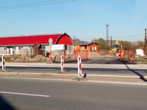 V Prešove areál s výrobnou halou na predaj